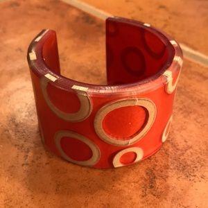 Bake a Lite Look A Like-Retro Bracelet 🧡